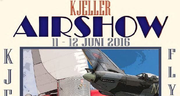 Kjeller Flydag 2016