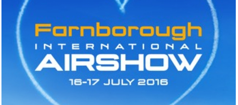 Farnborough International Airshow 2016